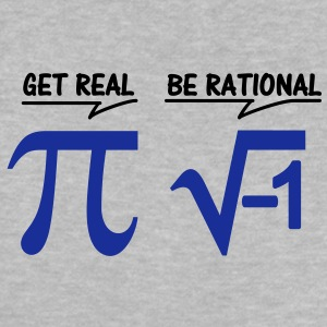 be rational - get real (2c) Baby Shirts  - Baby T-Shirt