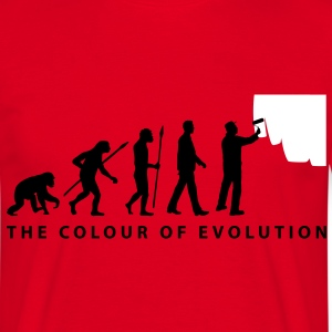 evolution_painters_062012_c_2c Tee shirts - T-shirt Homme