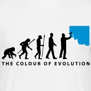 evolution_painters_062012_d_2c Tee shirts - T-shirt Homme
