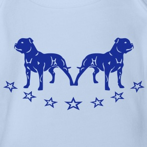 www.dog-power.nl - Baby Bio-Kurzarm-Body