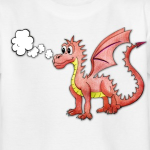 Gregory the Dragon - Kids' T-Shirt
