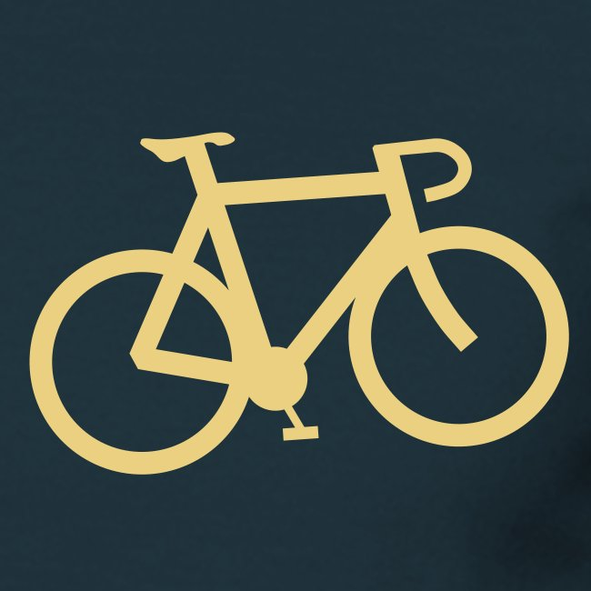 Bicycle T Shirt Mens