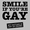 Smile If You're Gay Sweat-shirts - Sweat-shirt à capuche Premium pour hommes
