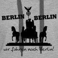 Motiv ~ Berlin, Berlin - wir fahren nach Berlin (Abschlussfahrt, Berlinfahrt, Abifahrt)