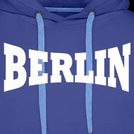 Motiv ~ Berlin Kapuzenpullover Männer