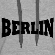 Motiv ~ Berlin Kapuzenpullover Frauen