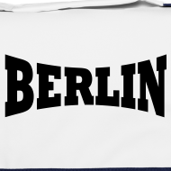 Motiv ~ Berlin Umhängetasche