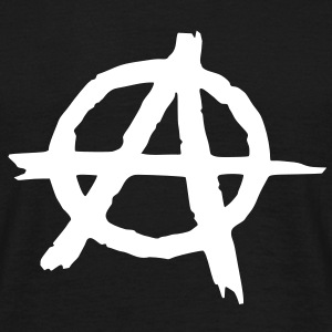Anarchy__V001 T-Shirts - Men's T-Shirt
