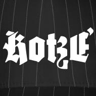 Motiv ~ Kotzé Baseballcap klassisch weiß