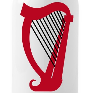 A HARP music instrument  Bottles & Mugs - Water Bottle