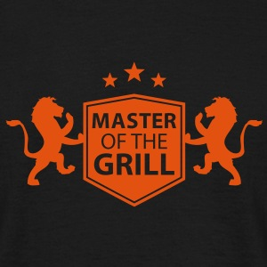 master of the grill T-Shirts - Men's T-Shirt