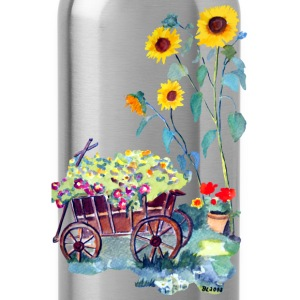 Silver  Mugs & Drinkware - Water Bottle