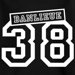 banlieue 38 Shirts - Teenager T-shirt