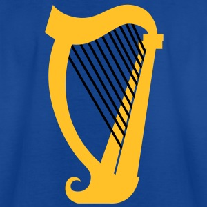 A HARP music instrument  Shirts - Kids' T-Shirt