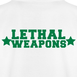 lethal weapons with star  Shirts - Kids' T-Shirt