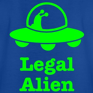 LEGAL ALIEN! Shirts - Kids' T-Shirt