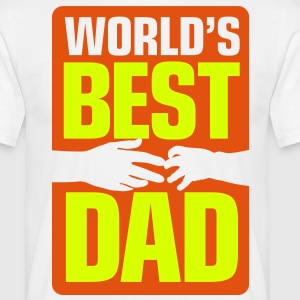 Worlds Greatest Father T-Shirts - Men's T-Shirt