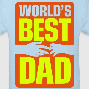 Worlds Greatest Father Shirts - Kids' Organic T-shirt