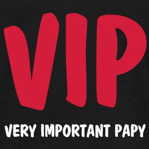 VIP - Very Important Papy Tee shirts - T-shirt Homme