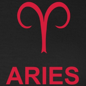 Aries glyph Signs of the Zodiac symbol T-Shirts - Women's T-Shirt