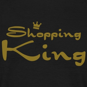 Shopping King T-Shirts - Men's T-Shirt