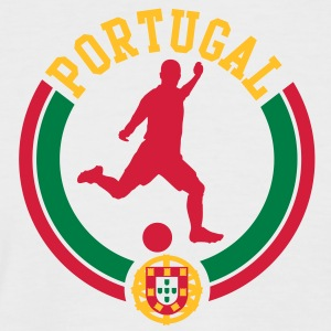 portugal T-Shirts - Männer Baseball-T-Shirt