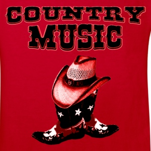 country music Shirts - Kids' Organic T-shirt