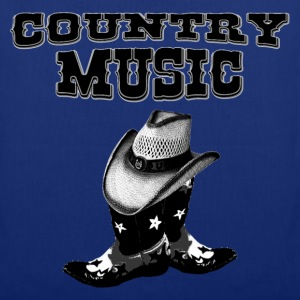 country music Tassen - Tas van stof