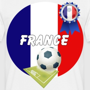 France Football Team Supporters - Men's T-Shirt