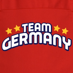 team germany Forklæder - Forklæde