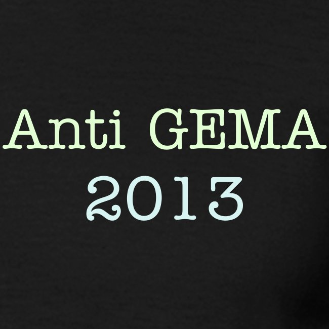 ANTI GEMA T-Shirt