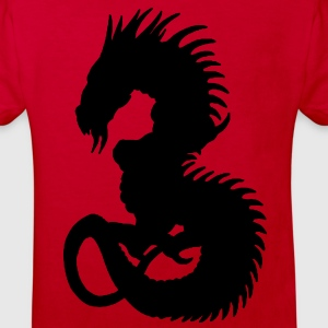 dragon Shirts - Kids' Organic T-shirt