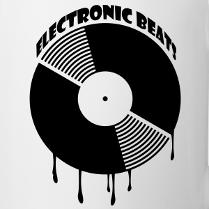 electronic_beats Bottles & Mugs - Mug