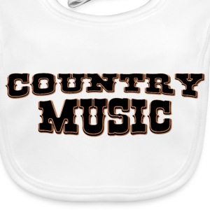 country music Accessori - Bavaglino