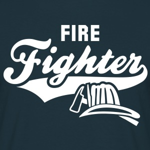 Firefighter T-Shirt - Men's T-Shirt