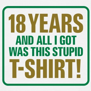 18 Years 4 (2c)++ T-Shirts - Men's T-Shirt