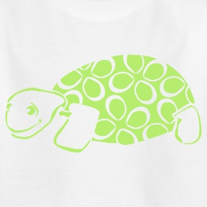 sweet lucky Turtle Shirts - Teenage T-shirt