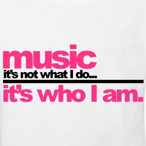 Music - Who I am Barn-T-shirts - Ekologisk T-shirt barn