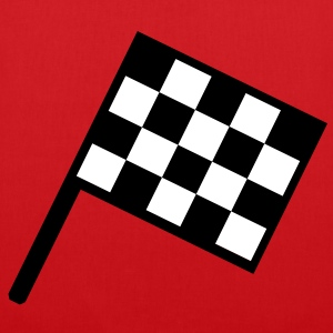 flag - car race Bags  - Tote Bag