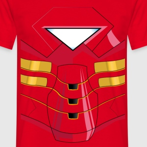 The Iron Suit - T-shirt Homme