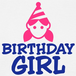 Birthday Girl 3 (2c)++ T-Shirts - Men's T-Shirt