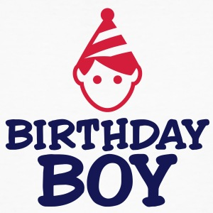 Birthday Boy 3 (2c)++ T-Shirts - Men's Organic T-shirt