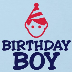 Birthday Boy 3 (2c)++ Kids' Shirts - Kids' Organic T-shirt