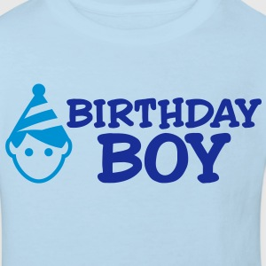 Birthday Boy 2 (2c)++ Kids' Shirts - Kids' Organic T-shirt