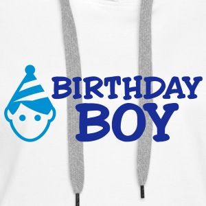 Birthday Boy 2 (2c)++ Gensere - Premium hettegenser for kvinner