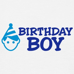 Birthday Boy 2 (2c)++ T-Shirts - Men's T-Shirt