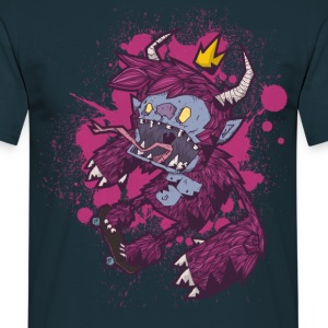 Indigo monster  Hoodies & Sweatshirts T-Shirts - Men's T-Shirt