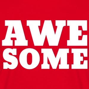 Awesome T-shirts - Herre-T-shirt