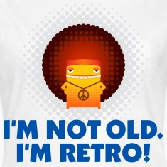 Im Not Old 2 (dd)++ T-Shirts