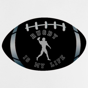 rugby is my life Shirts - Baby T-Shirt